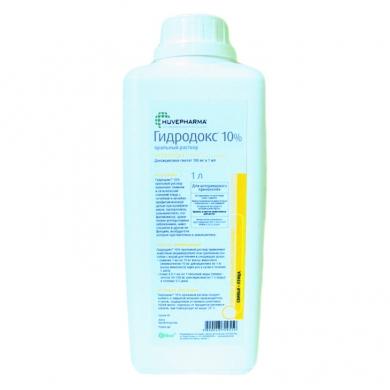 Гидродокс 10% оральный раствор